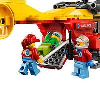 Lego City Вертолет скорой помощи 60179, фото 6