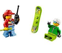 Lego City Вертолет скорой помощи 60179, фото 7
