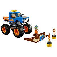 Lego City Грузовик-монстр 60180, фото 3