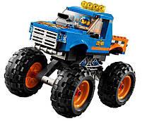 Lego City Грузовик-монстр 60180, фото 4