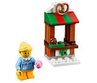 Lego Iconic Новогодняя городская площадь 40263, фото 6