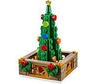Lego Iconic Новогодняя городская площадь 40263, фото 7
