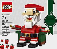 Lego Iconic Санта 40206, фото 3