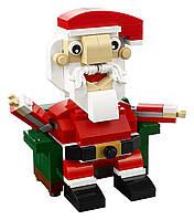 Lego Iconic Санта 40206, фото 4