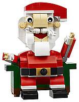 Lego Iconic Санта 40206, фото 5