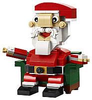 Lego Iconic Санта 40206, фото 6