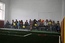 Загороджувальна сітка для дитячої футбольної школи
