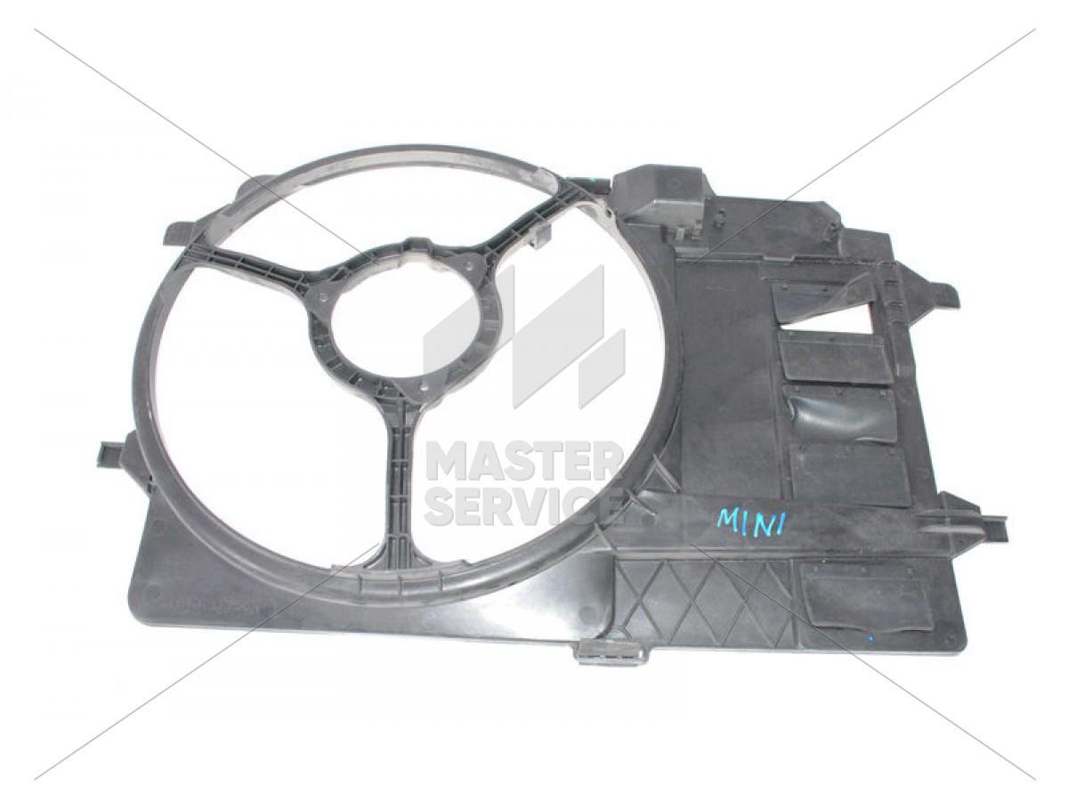 Диффузор вентилятора радиатора для MINI Cooper 2001-2006 17421475577