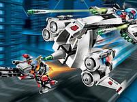 Lego Space Police Тайный крейсер 5983, фото 2