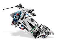 Lego Space Police Тайный крейсер 5983, фото 4