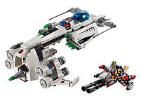 Lego Space Police Тайный крейсер 5983, фото 5