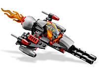 Lego Space Police Тайный крейсер 5983, фото 6