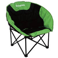 Кресло складное KingCamp Moon Leisure Chair Black/Green