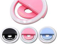 Светодиодное кольцо для селфи USB, фото 1