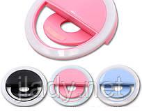 Светодиодное кольцо для селфи USB