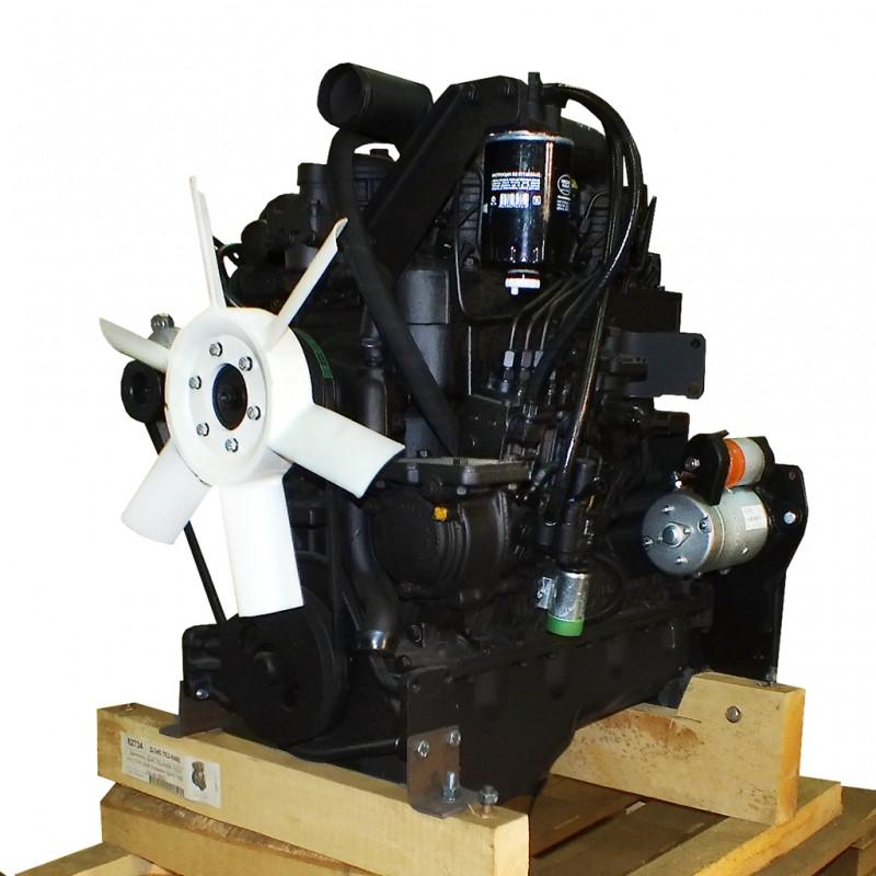 Двигатель ГАЗ 3308,3309 (122,4 л.с.) (взамен Д245.7-628) (пр-во ММЗ)