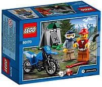 Lego City Погоня по бездорожью 60170, фото 2
