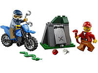 Lego City Погоня по бездорожью 60170, фото 3