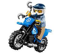 Lego City Погоня по бездорожью 60170, фото 8