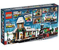 Lego Creator Зимняя железнодорожная станция 10259, фото 2