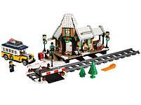 Lego Creator Зимняя железнодорожная станция 10259, фото 3