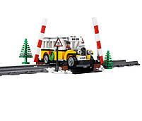 Lego Creator Зимняя железнодорожная станция 10259, фото 5