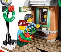 Lego Creator Зимняя железнодорожная станция 10259, фото 6