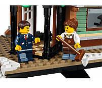 Lego Creator Зимняя железнодорожная станция 10259, фото 8