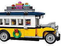 Lego Creator Зимняя железнодорожная станция 10259, фото 10