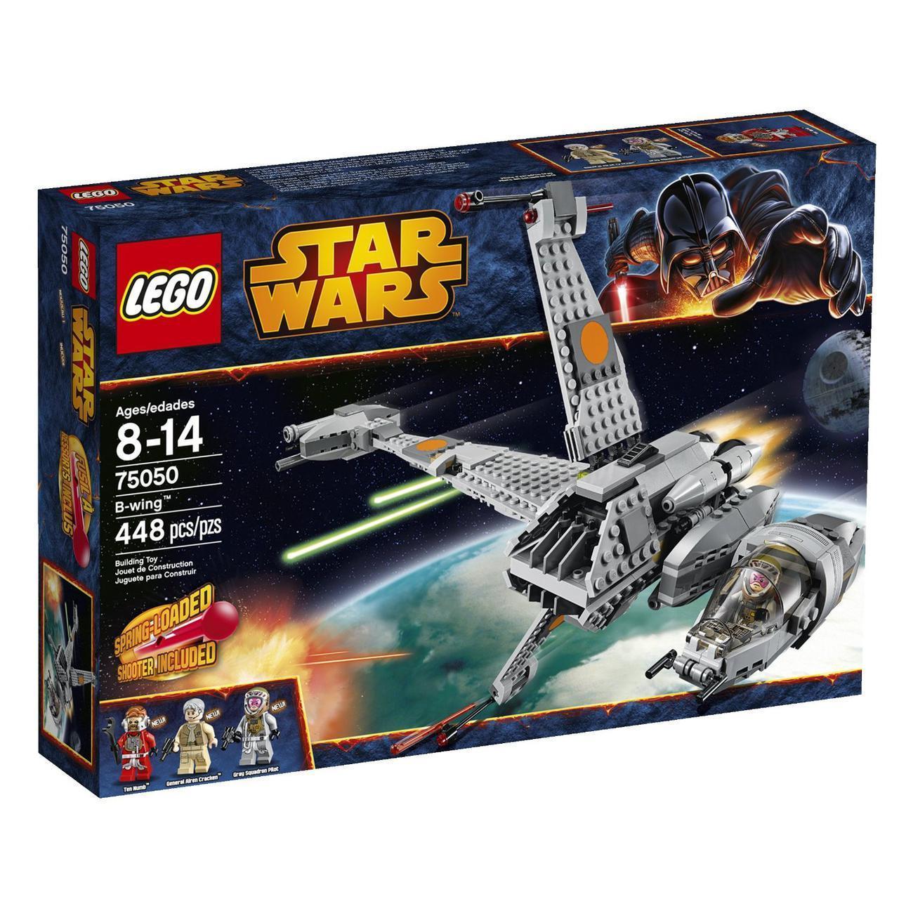 Lego Star Wars Истребитель B-Wing 75050