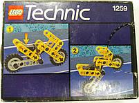 Lego Technic Motorbike Мотоцикл 1259, фото 2