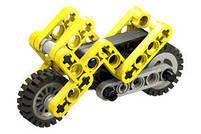 Lego Technic Motorbike Мотоцикл 1259, фото 5