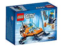 Lego City Арктическая экспедиция: Аэросани 60190, фото 2