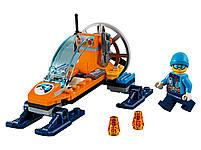 Lego City Арктическая экспедиция: Аэросани 60190, фото 3