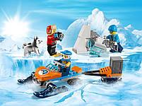 Lego City Арктическая экспедиция: Аэросани 60190, фото 8