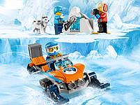 Lego City Арктическая экспедиция: Аэросани 60190, фото 9