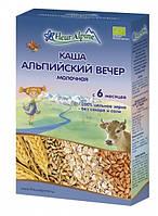 Молочная каша Fleur Alpine Organic альпийский вечер 200 г (4006303001689)
