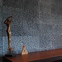 Мозаика Nihaki Black из мрамора, фото 1