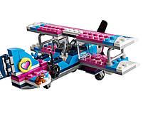 Lego Friends Экскурсия по Хартлейк-Сити на самолёте 41343, фото 5
