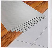 Листовая подложка под ламинат, паркетную доску 3мм