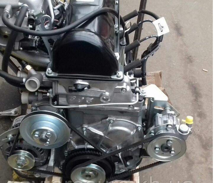 Двигатель ВАЗ 21214 (1,7л.) инжект. (пр-во АвтоВАЗ)