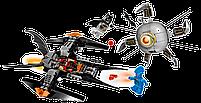Lego Super Heroes Бэтмен: ликвидация Глаза брата 76111, фото 4