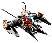 Lego Super Heroes Бэтмен: ликвидация Глаза брата 76111, фото 7