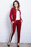 Модный Женский костюм с брюками 42-60р, фото 4