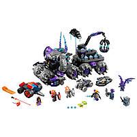 Lego Nexo Knights Штаб Джестро 70352, фото 3
