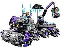 Lego Nexo Knights Штаб Джестро 70352, фото 4