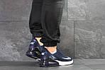 Мужские кроссовки Nike Air Max 270 (темно-синие) , фото 2