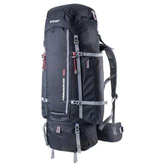 Туристический рюкзак HI-TEC Traverse 65 л , фото 2