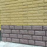 """Термопанели Рокки/Rocky  """"Дикий Камень"""" Пенопласт 50мм/плотностью 25кг/м.кв. Серая, фото 9"""