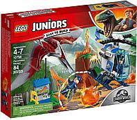 Lego Juniors Побег птеранодона 10756